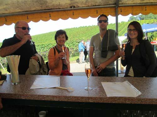 Weinwandertag 2013