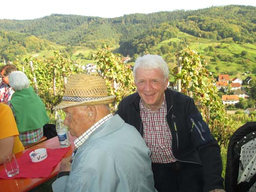 Weinwandertag 2014
