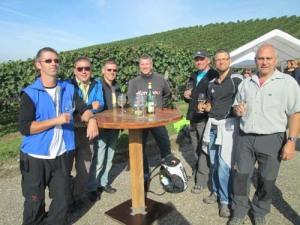 Weinwandertage 2013