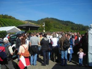 Weinwandertage 2009