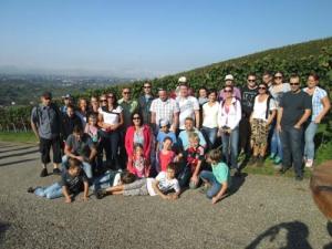 Weinwandertage 2014